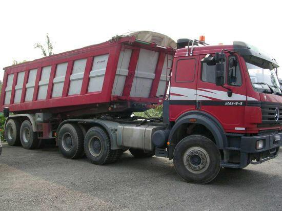 1998 Mercedes-Benz 2644S Truck Picture