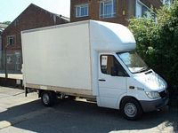 2002 Mercedes-Benz Sprinter Truck Picture