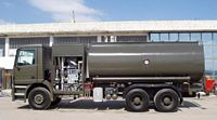 Mercedes-Benz Aircraft Fueler Truck Picture