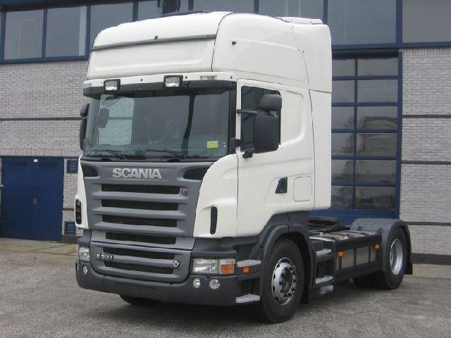 2006 Scania R500 Truck Picture