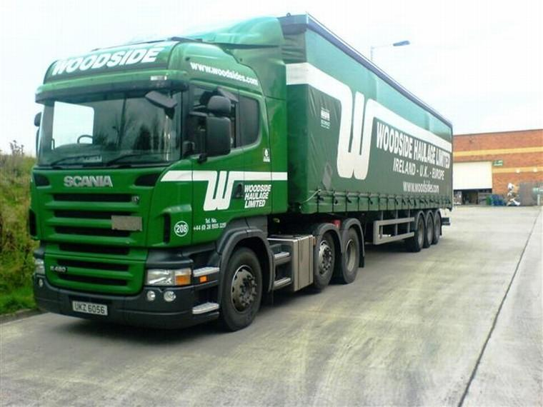 2007 Scania R480 Truck Picture