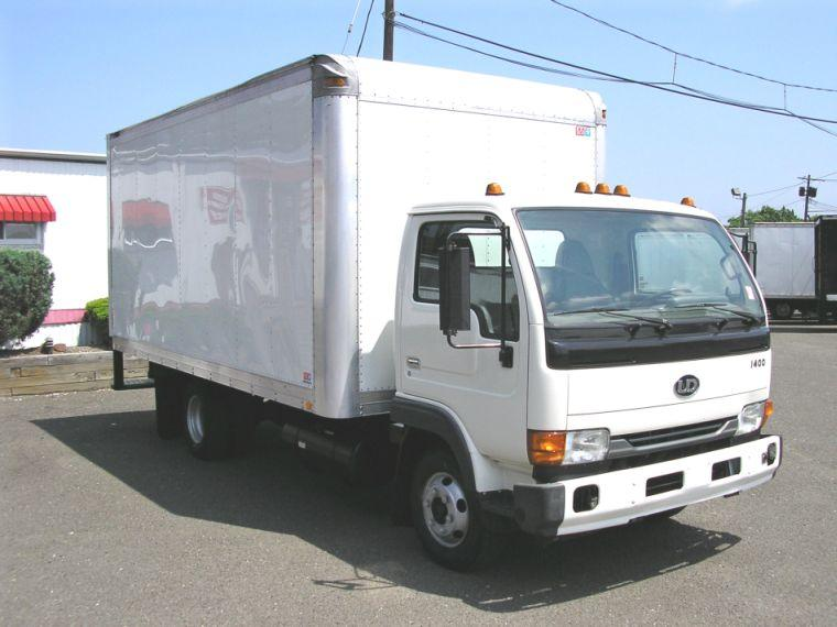 White 2000 Ud Nissan 1400ed Truck Picture Ud Nissan