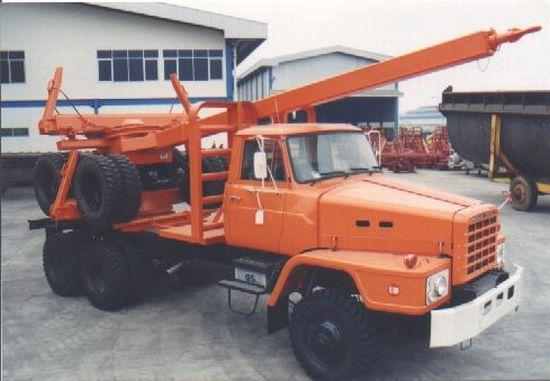 UD TZA Logging Truck Picture