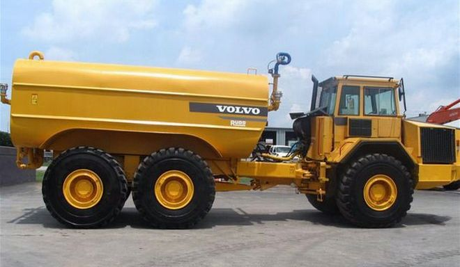 1995 Volvo A35 Truck Picture