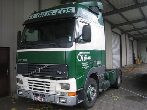 1998 Volvo FH 380 Globetrotter Truck Picture