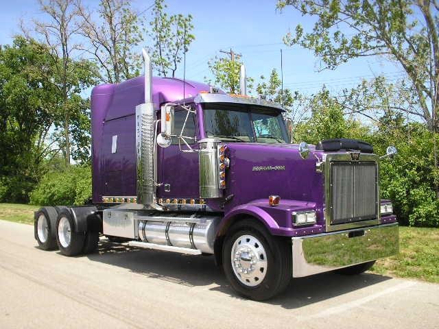 2004 Western Star 4900 FA Truck Picture