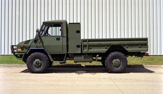 Western Star Military Vehicle Picture