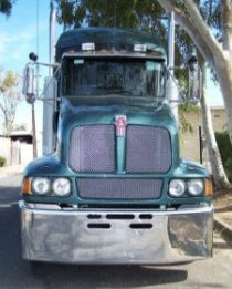 Kenworth by Chris Barron Engineering Truck Picture