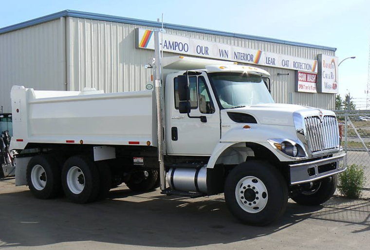 2007 International 7700 Dump Truck | International Truck Photos